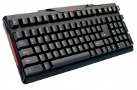 Tt eSPORTS by Thermaltake Gaming keyboard MEKA Black USB