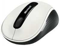 Microsoft Wireless Mobile Mouse 4000 Dove White USB