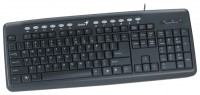 Genius KB-M220 Black PS/2