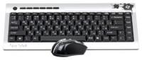 G-CUBE GRKPS-6310BK Silver-Black USB