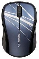 Rapoo 3100p Blue USB