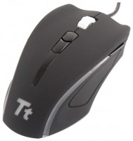 Tt eSPORTS by Thermaltake Gaming mouse Black Element USB