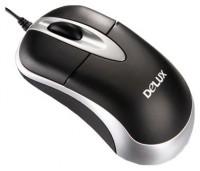 Delux DLM-312 Black-Silver USB