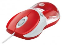 Trust Liquid Love Mouse Red USB