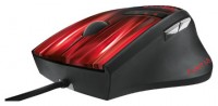 Trust GXT14S Gaming Mouse Black-Red USB