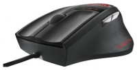 Trust GXT14 Gaming Mouse Black USB