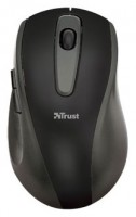 Trust EasyClick Wireless Mouse Black USB