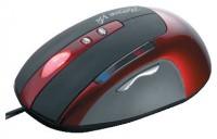 Verbatim Rapier 2 Black-Red USB