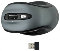 Oklick 404 MW Wireless Laser Mouse Light Grey USB