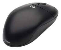 HP Laser Mouse Black USB