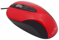 Oklick 151 M Optical Mouse Black-Red PS/2