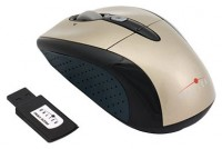 Oklick 820 M Wireless Optical Mouse White-Black USB