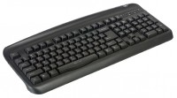 Oklick 300 M Office Keyboard Black USB+PS/2