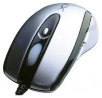 A4Tech X-718 Silver-Black USB+PS/2