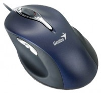Genius Ergo 525 Dark Blue USB+PS/2