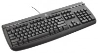 Logitech Internet 350 Black PS/2