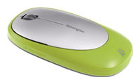 Kensington Ci85m QuickStart Wireless Notebook Silver-Yellow USB