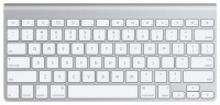 Apple MB167 Wireless Keyboard Silver Bluetooth