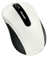 Microsoft Wireless Mobile Mouse 4000 White USB