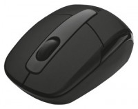 Trust Wireless Mini Travel Mouse Black USB
