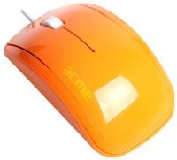 ACME Mini Mouse + Mouse pad MN07 Orange USB