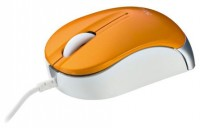 Trust Nanou Micro Mouse Orange USB