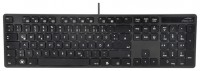 SPEEDLINK VERDANA Multimedia Keyboard SL-6455-SBK Black USB