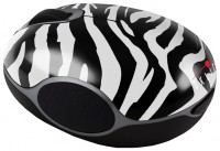 Oklick 535 XSW Optical Mouse Zebra Black-White USB
