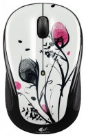 Logitech Wireless Mouse M325 White-Black USB