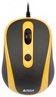 A4Tech N-250X-3 Yellow USB