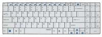 Rapoo E9070 White USB