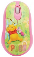 Cirkuit Planet DSY-MO121 Pink-Yellow USB