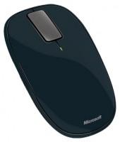 Microsoft Wireless Explorer Touch Storm Gray Mice Black USB