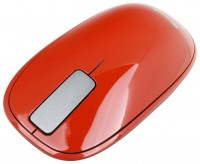 Microsoft Explorer Touch Mouse Rust Orange-Red USB