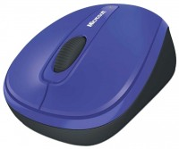 Microsoft Wireless Mobile Mouse 3500 Ultramarine Blue USB