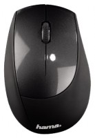 HAMA M2150 Wireless Optical Mouse Black USB