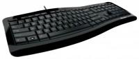 Microsoft Comfort Curve Keyboard 3000 Black USB