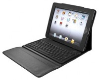 Trust Folio Stand with Bluetooth Keyboard for iPad 2 Black Bluetooth