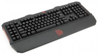 Tt eSPORTS by Thermaltake Gaming keyboard MEKA G-UNIT KB-MGU006RU Black USB