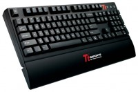Tt eSPORTS by Thermaltake Mechanical Gaming keyboard MEKA G1 Illuminated Black USB