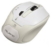 HAMA Wireless Optical Mouse Milano White USB