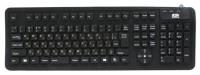 Agestar AS-HSK810L Black USB+ PS/2