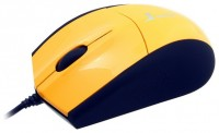 SmartTrack STM-325-Y mouse Yellow USB
