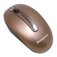 Lenovo Wireless Mouse N3903A Cofee USB