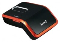 ICON Twister 1000 Black-Orange USB