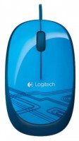 Logitech Mouse M105 Blue USB