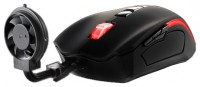 Tt eSPORTS by Thermaltake Gaming Mouse BLACK Element CYCLONE Black USB