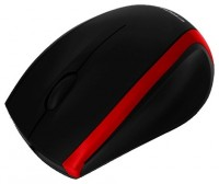 CROWN CMM-009 Black-Red USB