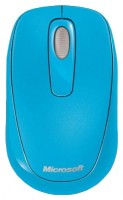 Microsoft Wireless Mobile Mouse 1000 Blue USB