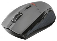 Trust Long-life Wireless Mouse Black USB